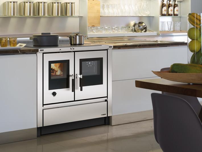 La Nordica Padova Piec kuchenny Kuchnia