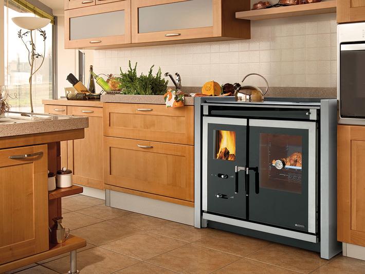 La Nordica Italy Built-In do zabudowy Piec kuchenny Kuchnia