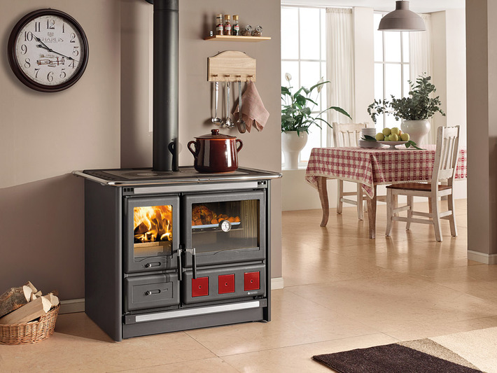 La Nordica Rosa XXL Piec kuchenny Kuchnia