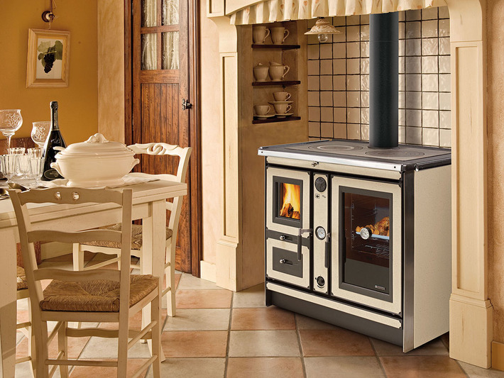 La Nordica Italy Termo DSA Piec kuchenny z płaszczem wodnym