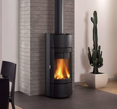 La Nordica Fortuna Steel - Piec kominkowy
