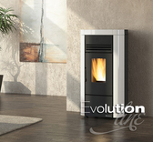 Extraflame Angela SP Plus Piec kominkowy na pelet Evolution Line