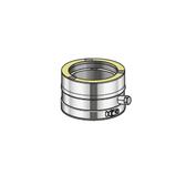 Poujoulat Element pomiarowy 150mm (z 1 obejmą łączącą) fi 100mm