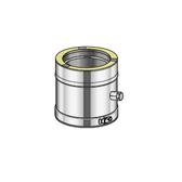 Poujoulat Element pomiarowy 250mm (z 1 obejmą łączącą) fi 80mm
