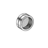 Poujoulat Zaślepka z siatką (tylko do podciśnienia) MUFA fi 80mm
